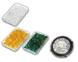 Trockenmittel-silica-gel - silica gel